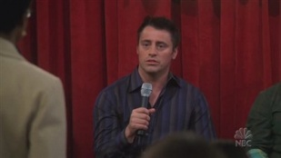 Joey 01x12 : Joey and the Plot Twist- Seriesaddict